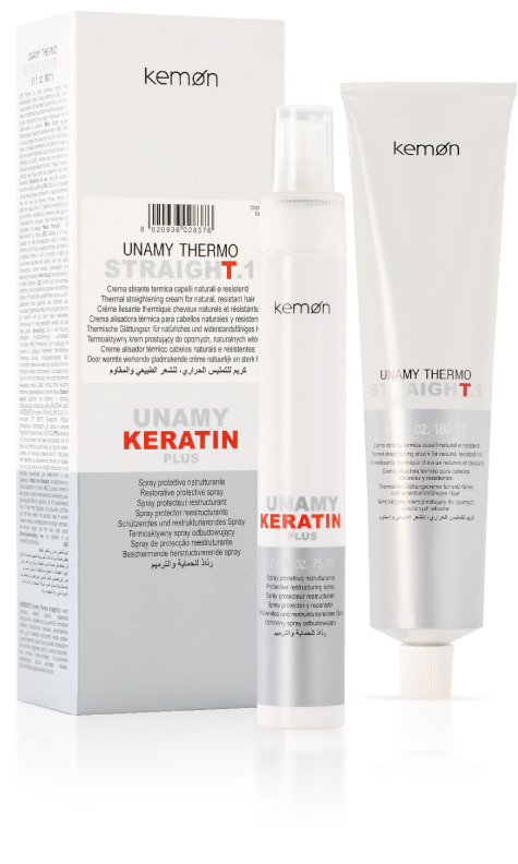 Kit Unamy Thermo Straight №1